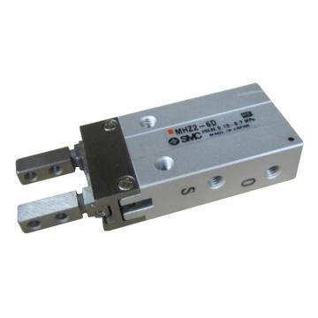 SMC 平行开闭型气爪,双作用,MHZ2-6D
