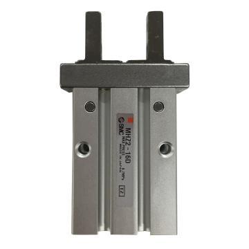 SMC 平行开闭型气爪,长行程,双作用,MHZL2-10D