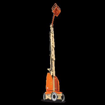 桅柱型曲臂式高空作业平台,平台高8.1m 水平伸缩3.08m