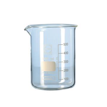 低型烧杯(有倾倒口),600ml