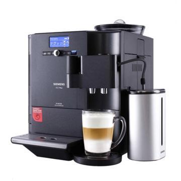 西门子进口全自动咖啡机, TE711809CN ,智能一键花式(黑色) 单位:台