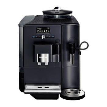 西门子 TE711809CN 进口全自动咖啡机 智能一键花式(黑色)