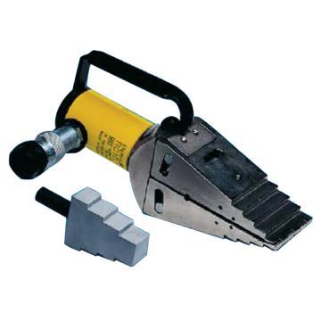 恩派克液压与机械法兰分离器套装,STF-14H,含FSH-14(分离器)+SP392(手动泵)+H7206(软管)+G2535L(压力表)+GA3(表头