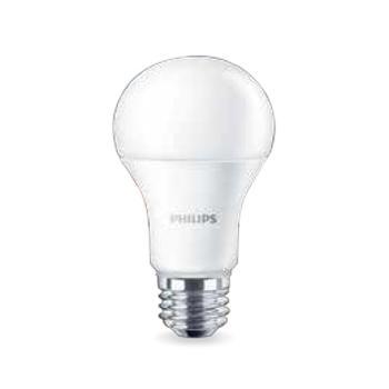 飞利浦 LED恒亮球泡 LED灯泡 10W 6500k 白光 E27灯头,12个每箱,单位:箱