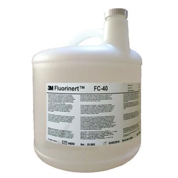 3M 氟化液,FC-40,44磅-20公斤/桶
