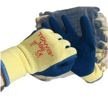 TOWA300天然橡胶手套,LL