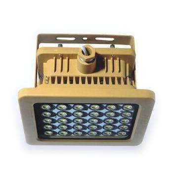 雅金照明 便携式LED防爆灯 YJ-FB8885-40W 功率40W 电压AC12V,尺寸240x200x130,白光