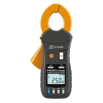 日置/HIOKI 钳形接地电阻测试仪,手持式 FT6380