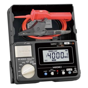 日置/HIOKI 绝缘电阻测量仪,IR4053-10