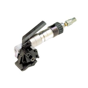 气动钢带拉紧器,适合钢带宽带:19-32mm