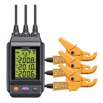 日置/HIOKI 非接触式电压相序表,PD3259