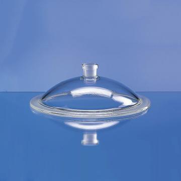 BRAND带接口干燥器盖子,24/29,标称规格,150mm,直径215mm,DURAN®