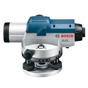 博世/BOSCH 光学水准仪,GOL32D(含国产铝合金三脚架+塔尺)