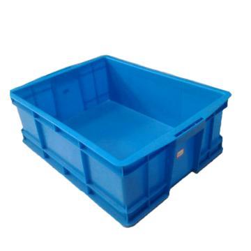 500系列箱,蓝色,内尺寸:500*380*180,外尺寸:560*415*190