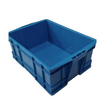 465系列箱,蓝色,内尺寸:465*350*200,外尺寸:530*380*210