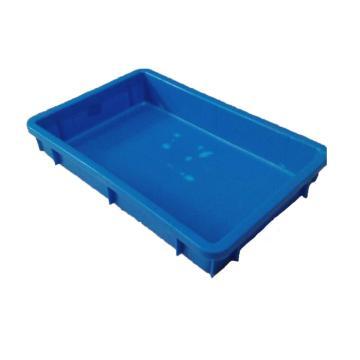 方盘系列,蓝色,内尺寸:345*225*60,外尺寸:373*254*65