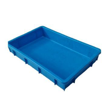 方盘系列,蓝色,内尺寸:410*260*70,外尺寸:438*293*80