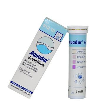 MN AQUADUR高灵敏度水硬度测试条,91210