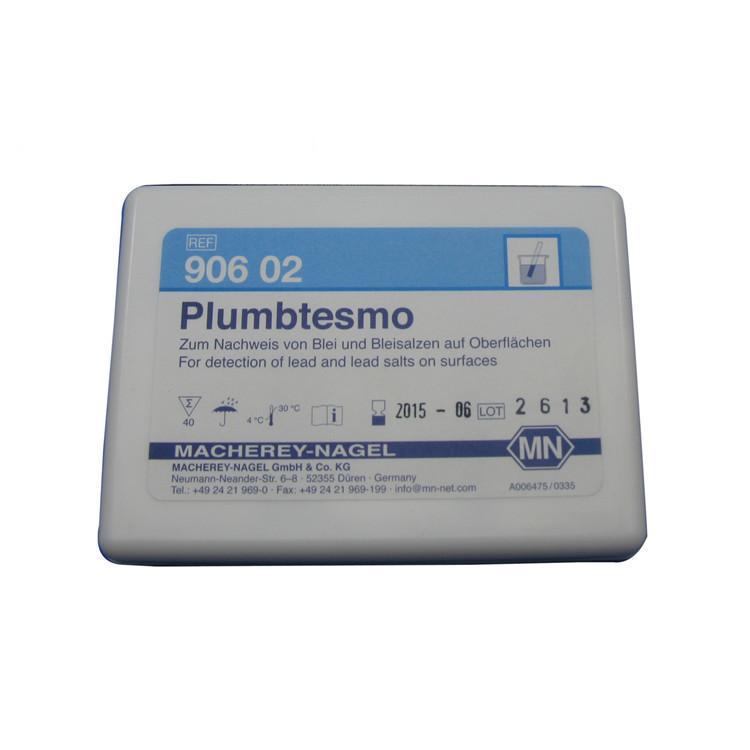 MN PLUMBTESMO铅测试纸,90602