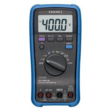 日置/HIOKI DT4212数字万用表,真有效值测量