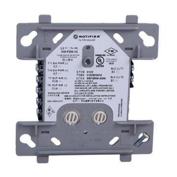 诺蒂菲尔 接口模块,工作电压15 ~ 32VDC,外形尺寸114(长)×102(宽)×32(厚)mm,FZM-1C
