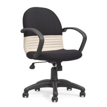 办公椅,尺寸90*58*65 硬扶手尼龙脚(散件不含安装)