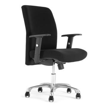办公椅,尺寸91*61*61(铝合金脚)(散件不含安装)