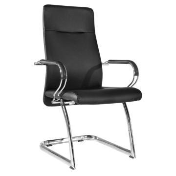 办公椅,尺寸103*60*67(PU扶手)黑牛皮(散件不含安装)