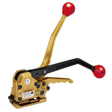 手动钢带免扣打包机, SCM-12