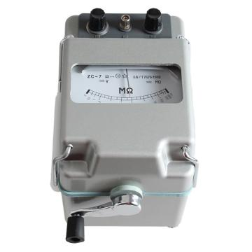 远东/FE ZC-7,1000V/1000MΩ绝缘电阻表