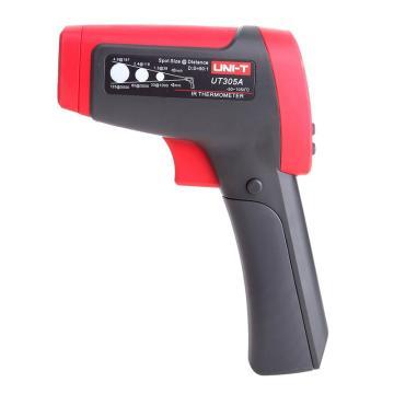 优利德/UNI-T UT305A红外测温仪,-50-1050℃,50:1,频率可调
