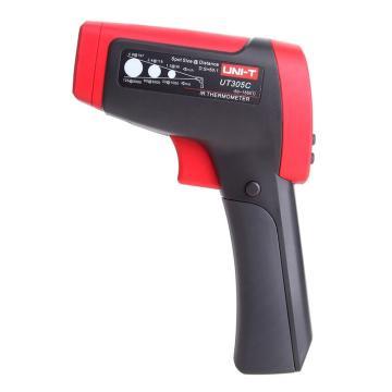 优利德/UNI-T UT305C红外测温仪,-50-1550℃,50:1,频率可调
