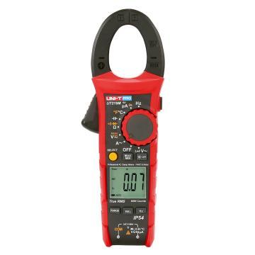 优利德/UNI-T UT219M三防钳形表,60A-600A,马达相序测量