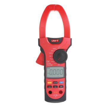 优利德/UNI-T UT208钳形表,交直流,真有效,钳口直径55mm,温度可测