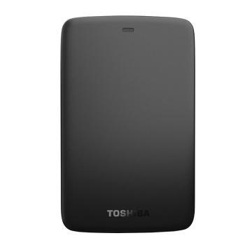 东芝(TOSHIBA)新黑甲虫系列 1TB 2.5英寸 USB3.0移动硬盘