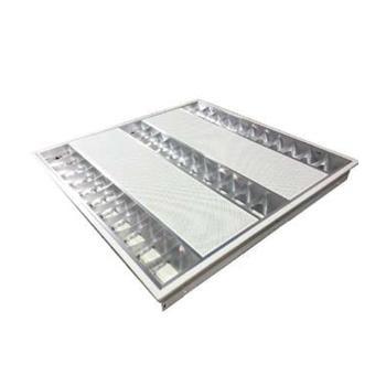 欧司朗 3×14W T5格栅灯盘,传统,(含镇流器,不含荧光灯管)