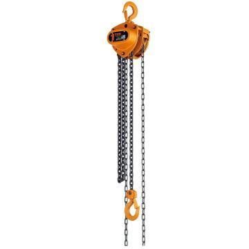 KITO手拉链葫芦 额定载重(T):1.5,标准起升高度(M):2.5,CB015