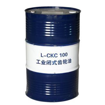 昆仑CKC 100中负荷工业齿轮油,170KG