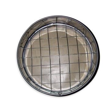 国产不锈钢标准筛400目,直径200mm,高度50mm