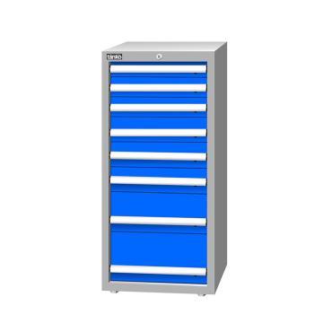 重量型工具柜,高H*宽W*深D:1200*718*759,抽屉荷重(kg):100kg,ED-12082T