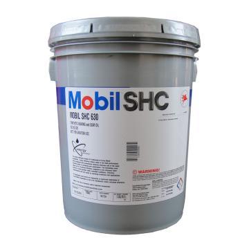 美孚 合成齿轮油,SHC 600系列,SHC 632,18.9L/桶