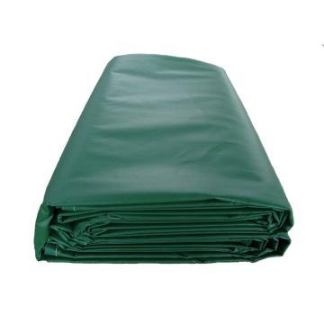 引江 PVC耐磨防水蓬布,尺寸(M):10*10,厚度:0.45mm,克重:480g/平方