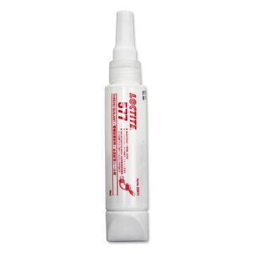 乐泰管螺纹密封剂,Loctite 577膏状型,50ML