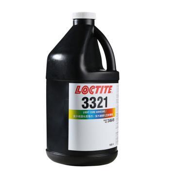 乐泰光固化胶,Loctite 3321UV,1L