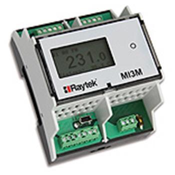 雷泰/Raytek MI3COMM温度计通讯盒(需另配传感器使用),含USB 2.0 通讯接口,铸锌外壳和用户接口