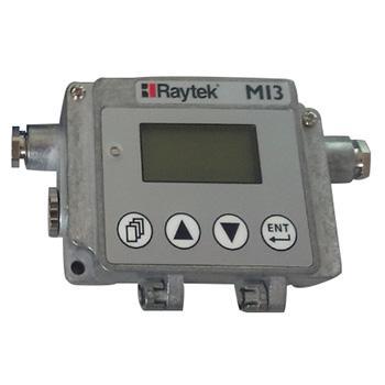 雷泰/Raytek MI310LTS红外测温仪传感接头(需配合通讯盒使用),10:1,-40-600℃,标准接头