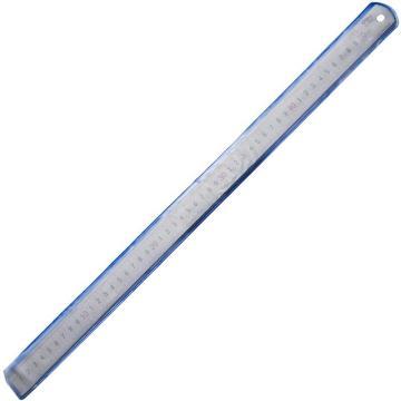 得力钢直尺, 50CM  8464(20把/盒)
