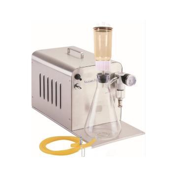 实验室真空过滤机,Sciencetool,VF204A,最大真空度:-670mmHg,最大抽速:34L/min,配有1L带底部排水口接收瓶、300ml聚醚砜旋卡式抽滤漏斗、真空调节阀