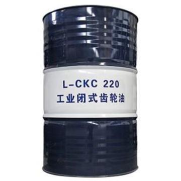 昆仑L-CKC 220齿轮油,170KG