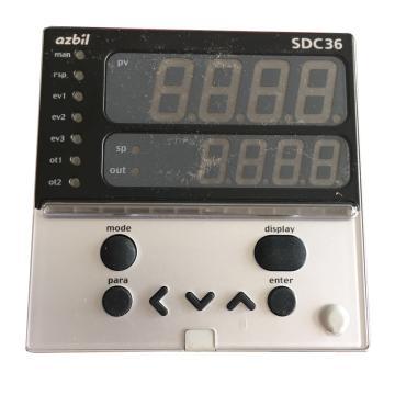 山武 温度显示调节器C36TR1UA2300